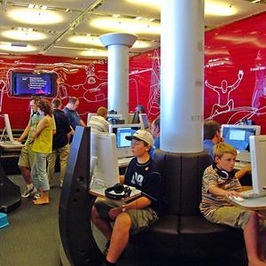 Интернет-кафе Дуляпино