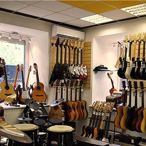 Музыкальные магазины Дуляпино
