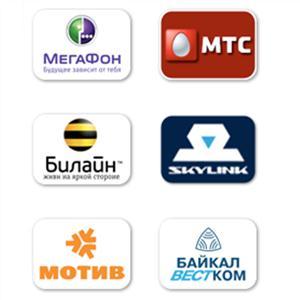 Операторы сотовой связи Дуляпино