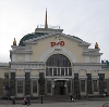 Железнодорожные вокзалы в Дуляпино