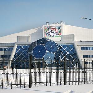 Спортивные комплексы Дуляпино