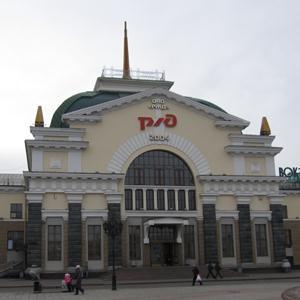 Железнодорожные вокзалы Дуляпино